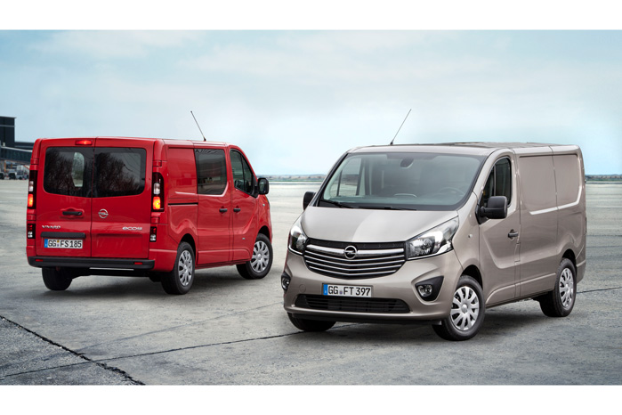 her er den nye renault trafic opel vivaro alt om varebiler nyheder og test. Black Bedroom Furniture Sets. Home Design Ideas