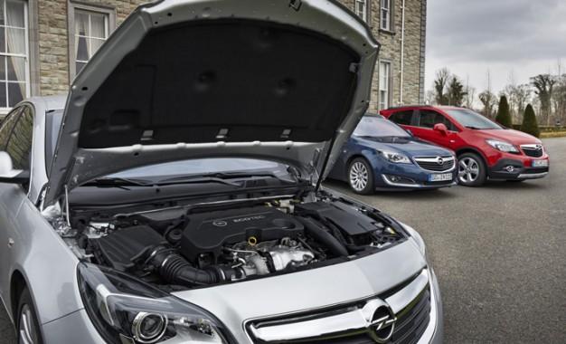 Opel har en plan om at introducere 17 nye motorer frem til 2018. 2.0 CDTI 170 hk er den sjette i rækken