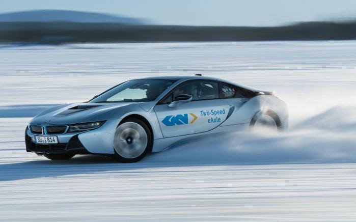 Fremtiden er biler med 4-hjulstræk   Alt om varebiler - nyheder og test