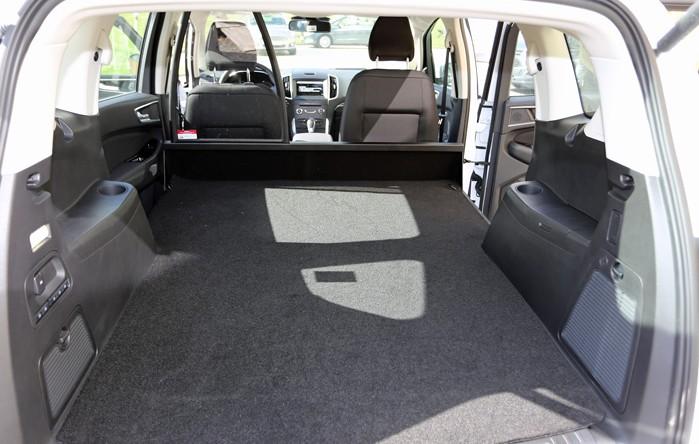 Priser og udstyr i Ford S-Max van