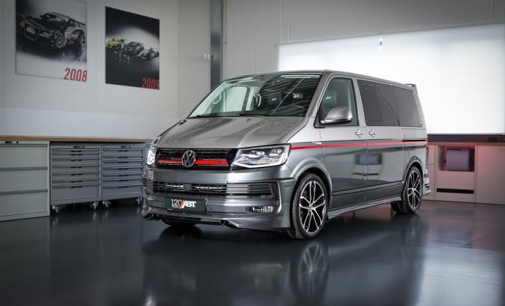 VW Transporter T6, som ABT forestiller sig den.