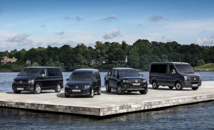 Volkswagen har vind i sejlene. Salget af erhvervsbiler er steget, og specielt Transporter sælger forrygende.