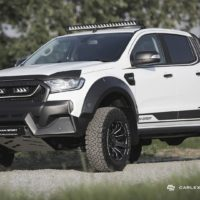 M-Sport laver også en udgave af Ford Transit Custom.