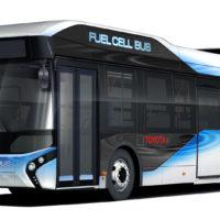 Brintbussen kan bruges i nødstilfælde til at levere strøm