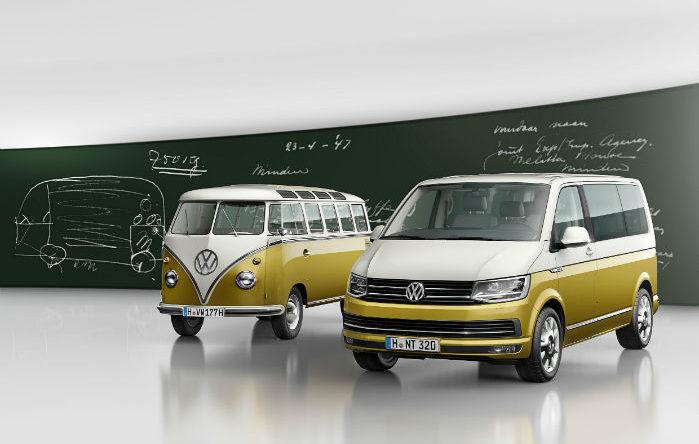 Volkswagen T6 Special Edition 70 år