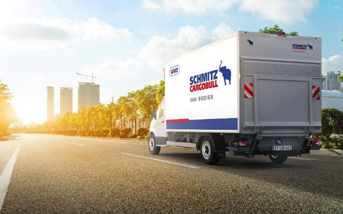 Schmitz Cargobull Van Bodies