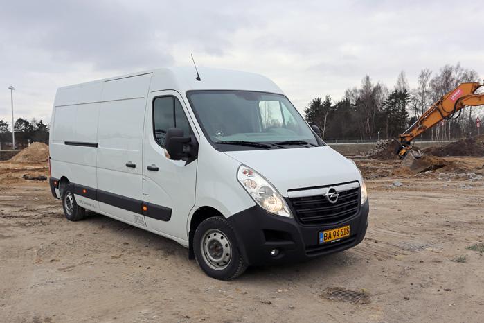 Opel Movano i livets sidste efterår | Alt om varebiler - nyheder og test