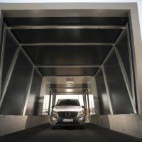 Last mile-distribution. Ny scanner fra Daimler Business Innovation
