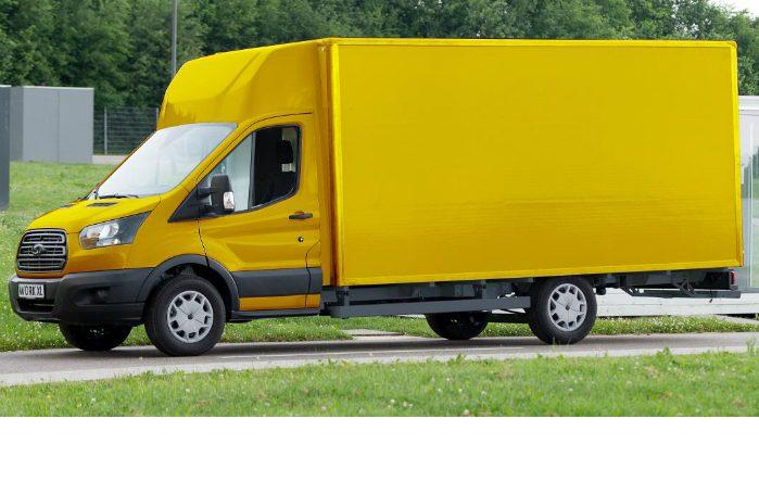StreetScooter Work XL angives som navnet på en ny el-varebil på Ford-Transit-Chassis
