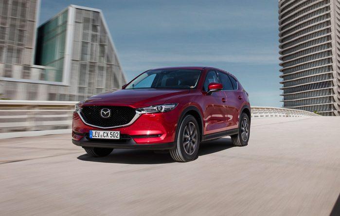Fremtidens dieselmotorer fra Mazda kører på benzin