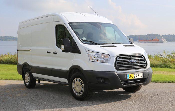 Alt om varebiler - Nyheder og test af varebiler